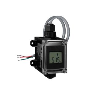 DL-100T485 CR : Data Logger/DCON/Temp./Humidity/RS-485/LCD/IP66