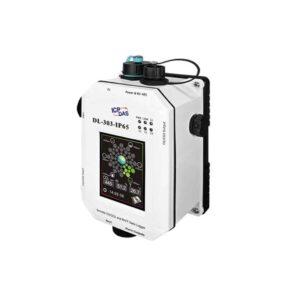 DL-303-IP65 CR : IoT Data Logger/CO/CO2/Temp/Hum/DewPoint/LCD/Alarm