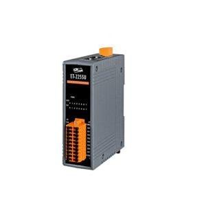 ET-2255U CR : Ethernet I/O Module/Modbus TCP/8DI/8DO/Push-Pull