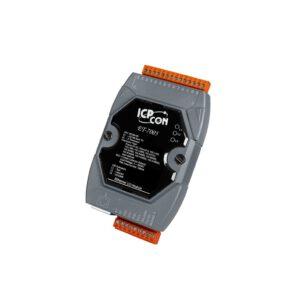 ET-7005 CR : Ethernet I/O Module/Modbus TCP/8AI/Thermistor/4DO