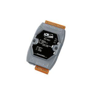 ET-7015 CR : Ethernet I/O Module/Modbus TCP/7AI/RTD