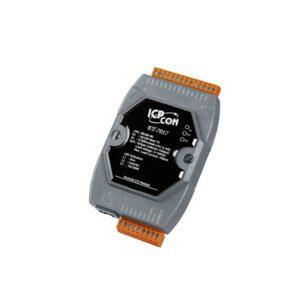ET-7017 CR : Ethernet I/O Module with 8-ch AI, 4-ch DO
