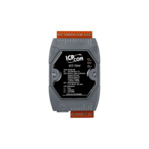 ET-7044 : Ethernet I/O Module with 8-ch DI, 8-ch DO