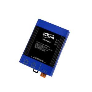 GW-7663 CR : Gateway/PROFINET/Modbus TCP