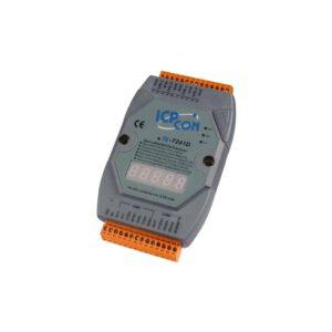 ICP DAS I-7241D-G CR : Gateway/DeviceNet Slave/DCON Master/LED