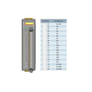 ICP DAS I-8054-G CR : I/O Module/8DI/8DO/Open-Collector