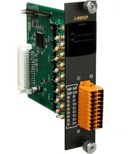 ICP DAS I-9053P : I/O Module/DCON/16DI/isolated/Low Pass Filter