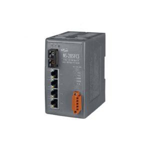 NS-205FCS CR : Ethernet Switch/4 Ethernet/1 Fiber/SC/Si-Mode/15km