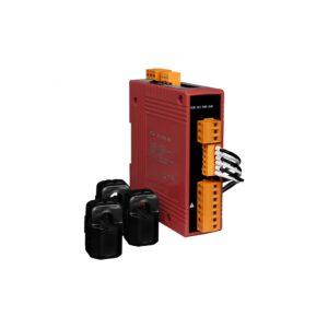 ICP DAS PM-3133-100 CR : Power Meter/RS-485/Modbus RTU/3 Phase/60 A