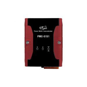 ICP DAS PMC-5151-EN CR : PowerMeterConcentrator/Modbus/2LAN/1RS-232/2RS-485