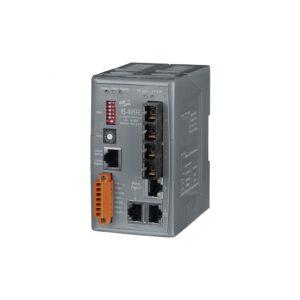 RS-405FC CR : Switch/Ethernet/Redundant/5 ports/2 Fiber/Multi/SC