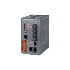 RS-405FT CR : Switch/Ethernet/Redundant/5 ports/2 Fiber/Multi/ST
