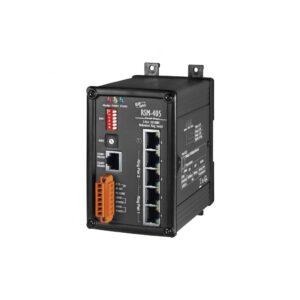 RSM-405 CR : Switch/Ethernet/Redundant Ring/5 ports/Metal