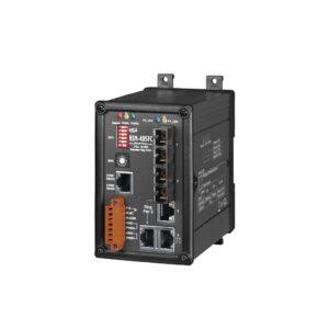 RSM-405FC CR : Switch/Ethernet/Redun/5port/2Fiber/Multi/SC/Metal