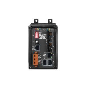 RSM-405FCS CR : Switch/Ethernet/Redun/5port/2Fiber/Single/SC/Metal