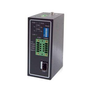 SE5002D-SFP-TB : 2-Port Serial Device Server with SFP