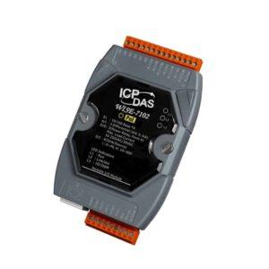 WISE-7102 CR : IoT Controller/Modbus TCP/3AI/6DI/3Relay