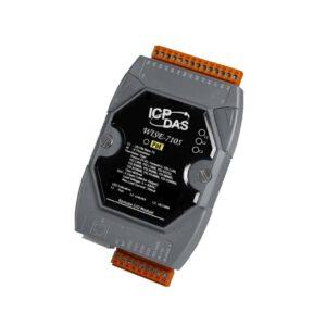 WISE-7105 CR : IoT Controller/Modbus TCP/8AI/Thermistor/4DO