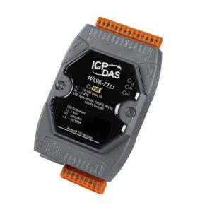 WISE-7115-CR : IoT Controller/Modbus TCP/7AI RTD/3 wire