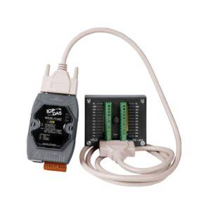 WISE-7118Z/S2 CR : POE Controller/Modbus TCP/10DI/TC/6DO/isol/DN-1822