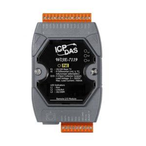 WISE-7119 CR : IoT Controller/Modbus TCP/8AI/TC/4DO/isol