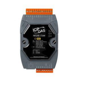 WISE-7144 CR : IoT Controller/Modbus TCP/8DO/8DI/isol