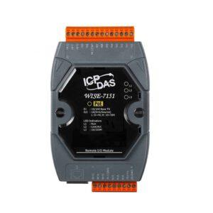 WISE-7151 CR : IoT Controller/Modbus TCP/16DI/isol