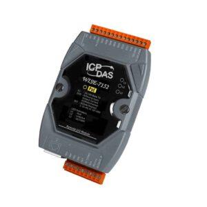 WISE-7152 CR : IoT Controller/Modbus TCP/8DI/8DO/isol