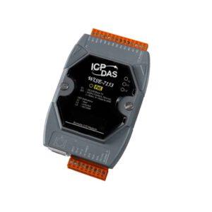 WISE-7153 CR : IoT Controller/Modbus TCP/16DI/Dry