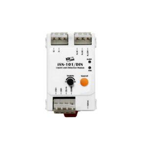iSN-101/DIN CR : I/O Module/ModbusRTU/Leak Detection
