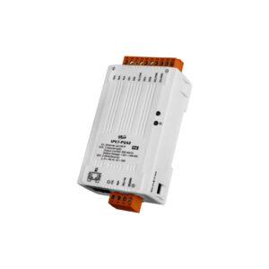 tPET-P2A2 CR : POE I/O Module/tiny/Modbus TCP/2DI/2DO/PNP/Sourc